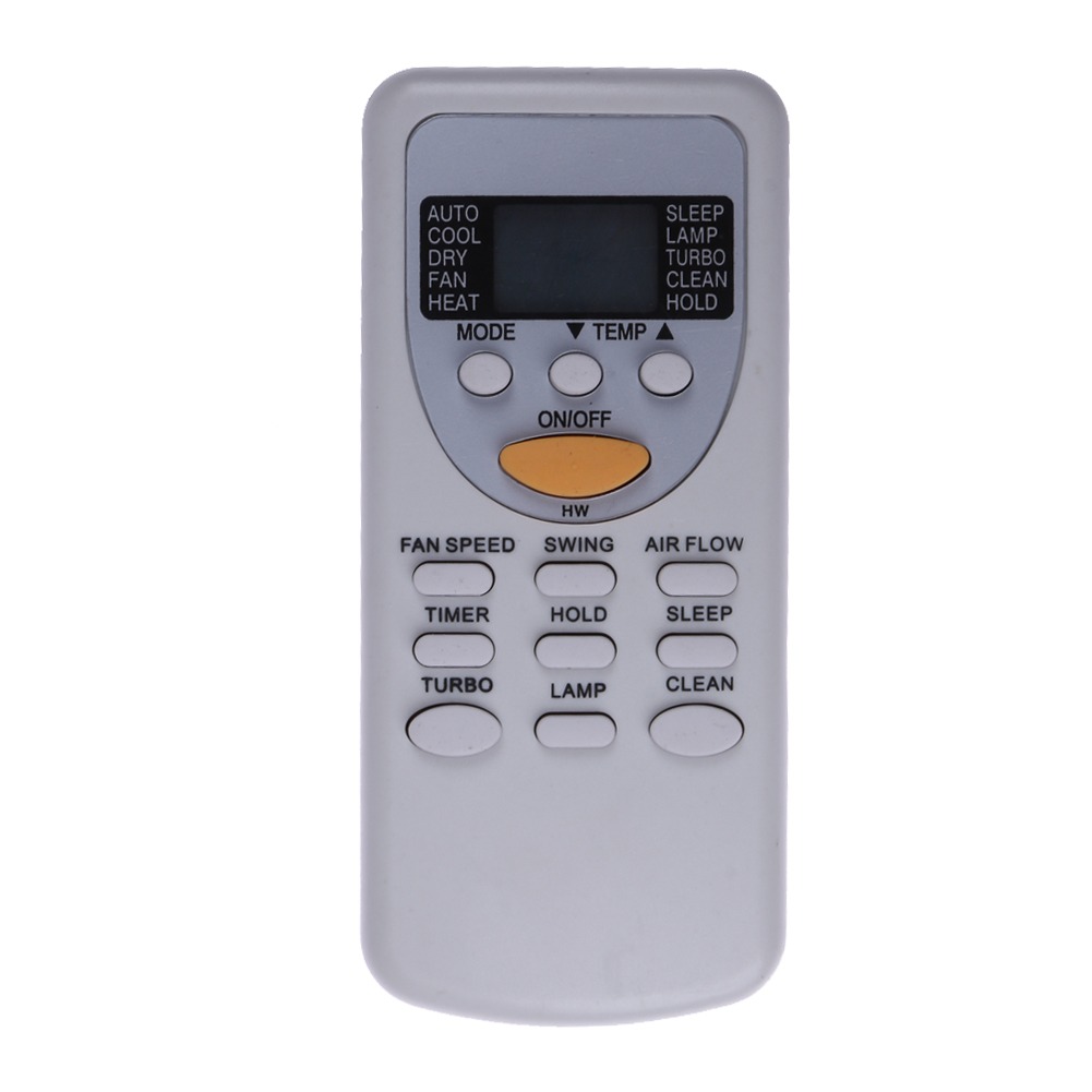 ALLOYSEED Universal Air Conditioner Remote Control Replacement Remote Controller Unit For Chigo ZH/JT-03