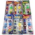 Super Hero Toy Figures Building Blocks Brand Original Box Watch Bricks Batman Iron Man Hulk Spider Man Baby Gift For Children