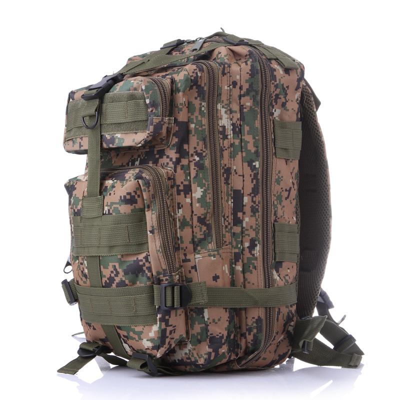 야외 위장 공격 스포츠 하이킹 배낭 휴대용 가방 전술 승마 패키지 등산 사냥 캠핑 가방