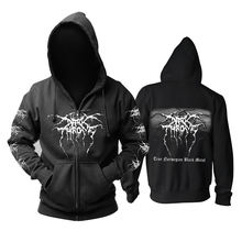 Bloodhoof Darkthrone Death Metal Band Sudadera con capucha talla asiática