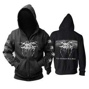 Image 1 - Bloodhoof Darkthrone Death Metal Band sweatshirt hoodie Asian Size
