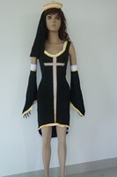Women's Sinfully Hot Nun Costume with Free Shipping 3S1565 hot sale sexy nun costume fancy dress