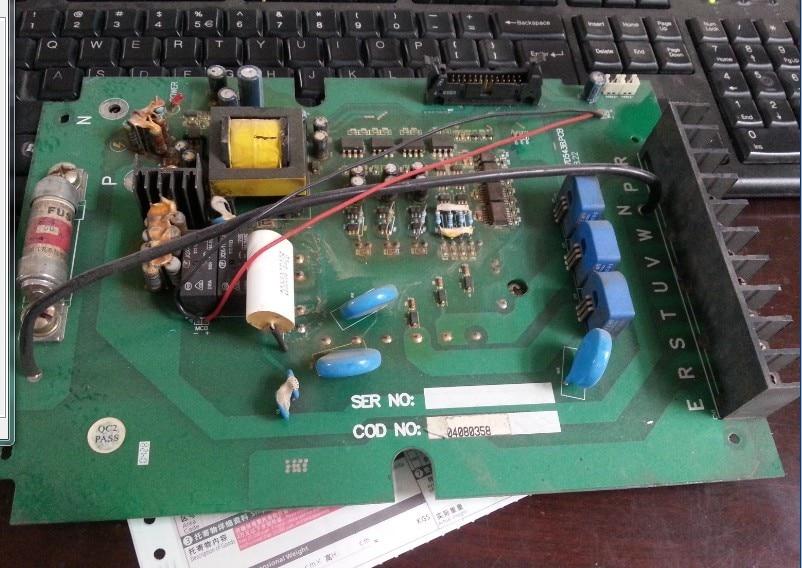 Inverter HLP-A series 7.5kw/5.5KW/11KW power board/driver board/main board P/M