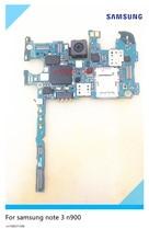 Unlock Original 32GB Motherboard For SAMSUNG NOTE 3 N900 WCDMA Mainboard Board Free Shipping