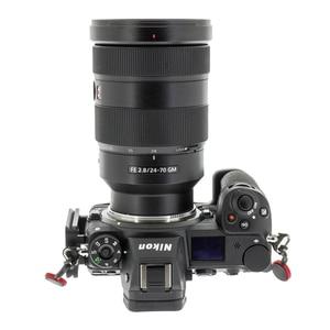Image 5 - TECHART TZE 01 para Sony FE montaje de lente para Nikon Tamron Sigma F, montaje de lente para nikon Z6 Z7, adaptador de lente de cámara de enfoque automático
