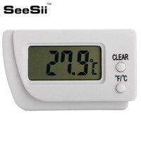 SeeSii TA600 LCD Display Digital Temperature Sensor Thermometer For Water Aquarium Fish Tank Freezer Refrigerator Hot