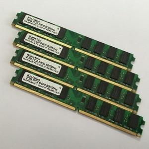 Оперативная память DDR2 800 МГц/667 МГц PC2 настольная 6400/5300 1 Гб 2 Гб ОЗУ Бесплатная доставка! Подходит для материнской платы AMD