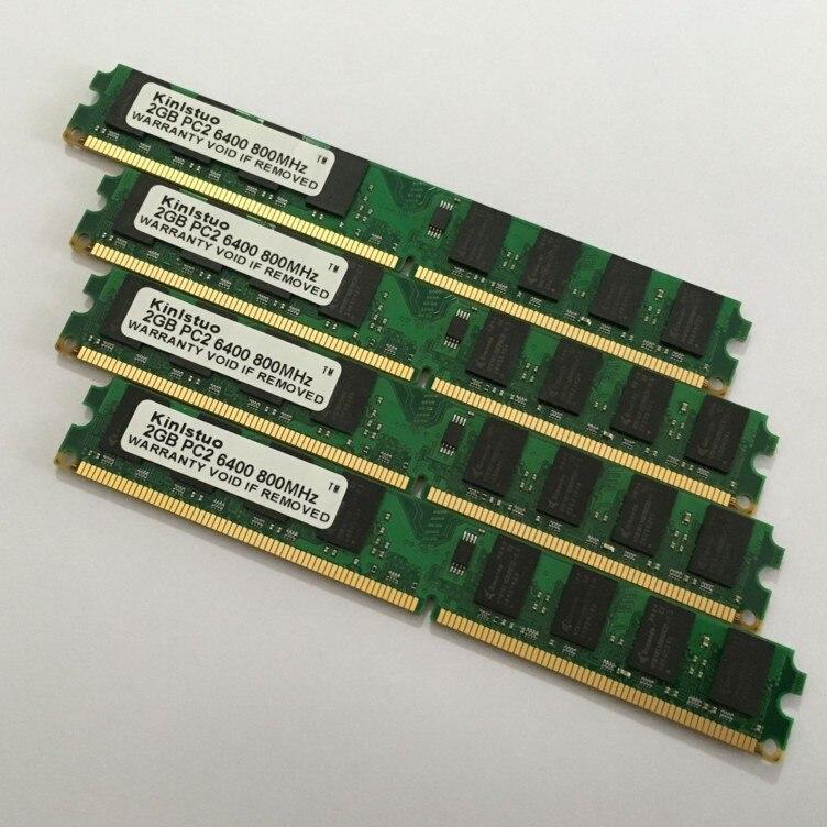 Оперативная память DDR2, 800 МГц/667 МГц, PC2, 6400/5300, 1 ГБ, 2 Гб, Бесплатная доставка! Применимо к материнской плате AMD