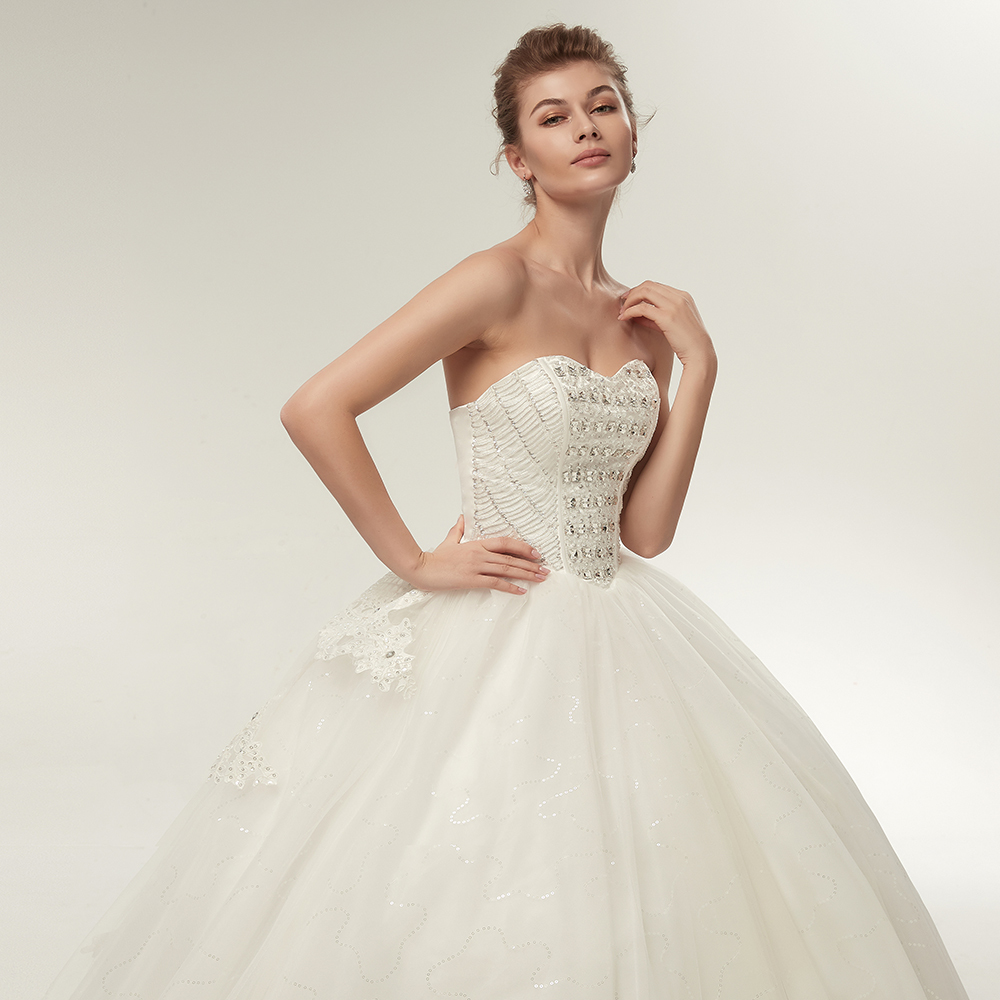 Plus Size Wedding Ball Gowns: Backlackgirl New Arrival Sleeveless Sexy Vintage Lace