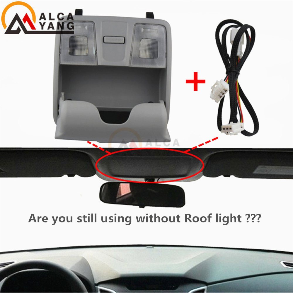 for HYUNDAI ELANTRA GT I30 IX25ACCESSORIES2012 2016 OEM Lamp Assy Overhead Console Reading lights map lights