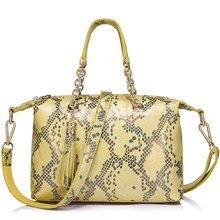 REALER soft brand genuine leather handbag women small tote bag