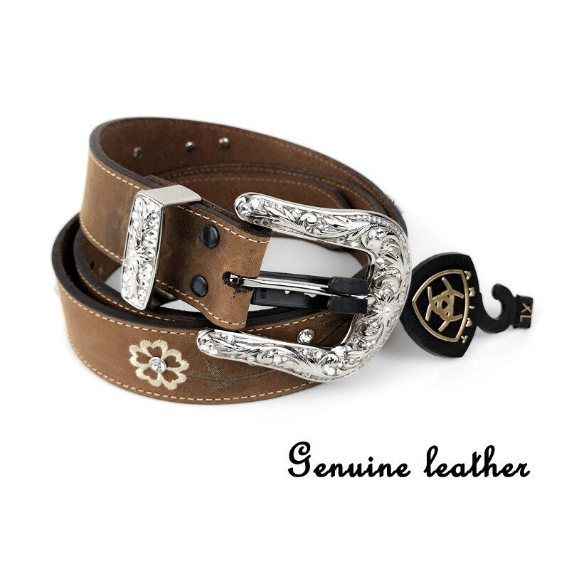 Western Style Cowboy Cowboy, Horsemanship Belt, Locomotive Belt, Carved Belt, Equestrian Supplies, Harness, Knight Belt