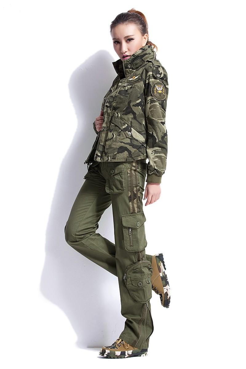 USD Cotton Tactical Women 7