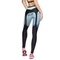 Zmvkgsoa Sexy Imprimé Leggings Femmes Fitness Vêtements Butin Push Up Jarretière Motif Leggins Sportives Pantalons D'entraînement Pantalon Y2155