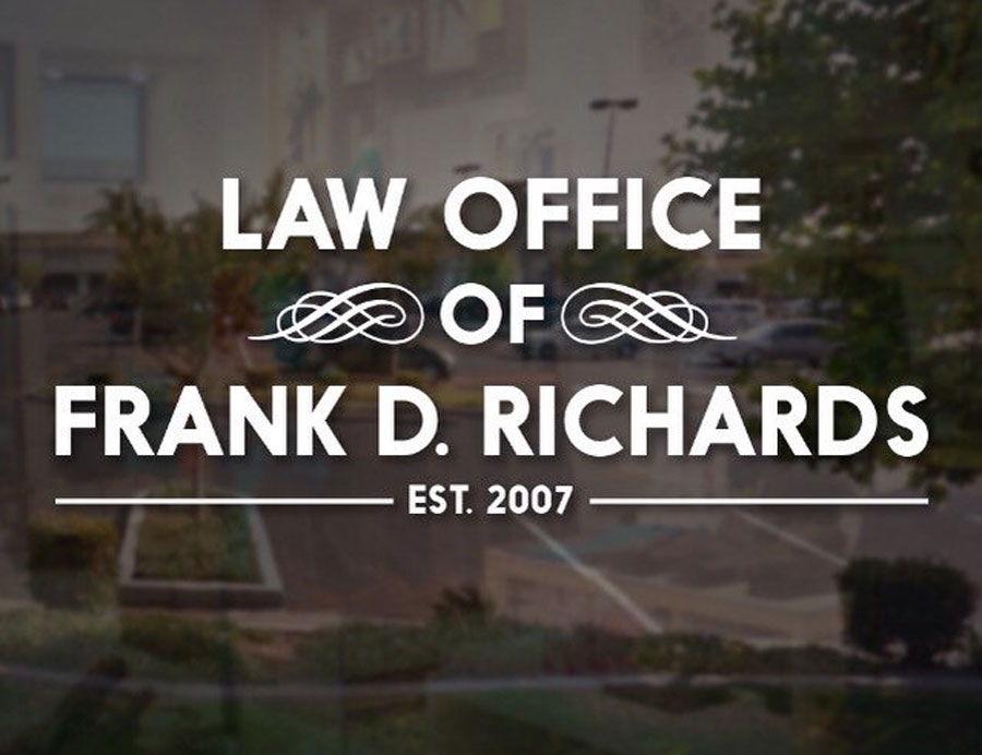 Law Office Sign Lawyer Attorney Office Vinyl Decal Custom