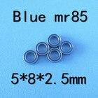 10PCS 5X8X2.5 Blue r...