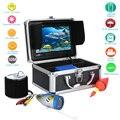 Бесплатная доставка! 50 м 7 ''цветной цифровой ЖК 1000TVL рыболокатор hd-видеорегистратор водонепроницаемая рыболовная видео подводная рыболовна...