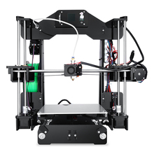 2018 Newest Sinis Z1/T1  Full Aluminum Frame Optional Laser Engraving Filament Run out Detect Auto Leveling 3d printer DIY kit