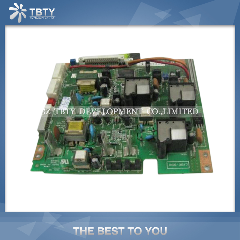 Ptinter DC Board Panel For HP 5000 5100 HP5000 HP5100 DC Controller Board Assembly On Sale 100% tested for washing machines board xqsb50 0528 xqsb52 528 xqsb55 0528 0034000808d motherboard on sale