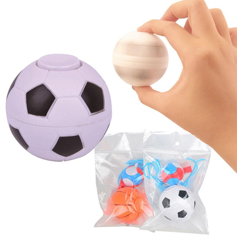 Adult Magic Football Soccer Basketball Fidget Stress Cube Relief Novelty Anti Stress Desktop Office Toys Anti Stress