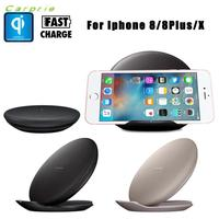 CARPRIE Hot Product New Qi Fast Wireless Charger Rapid Charging Stand For Iphone 8 8 Plus