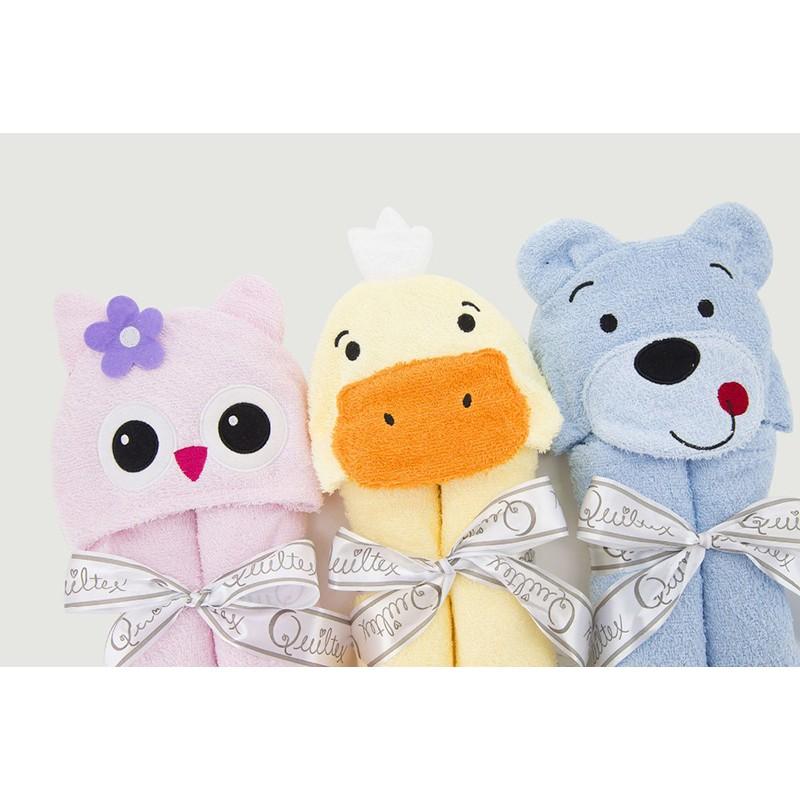 Hot Sales 3 Styles Cartoon Hooded Animal Baby Bathrobe Cartoon Baby Towel Character Kids Bath Robe Infant Towel (1)