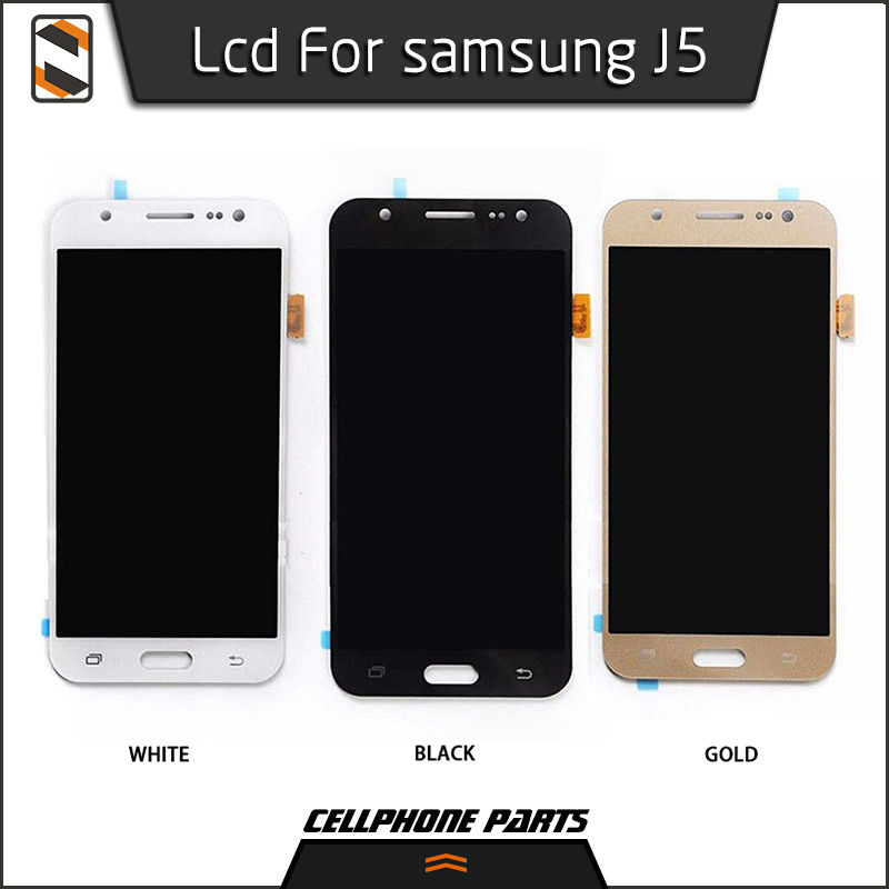ФОТО LCD for Samsung Galaxy J5 2015 Display J500 J500F J500M J500Y LCD Display Touch Screen Digitizer Complete Assembly Repair+Tools