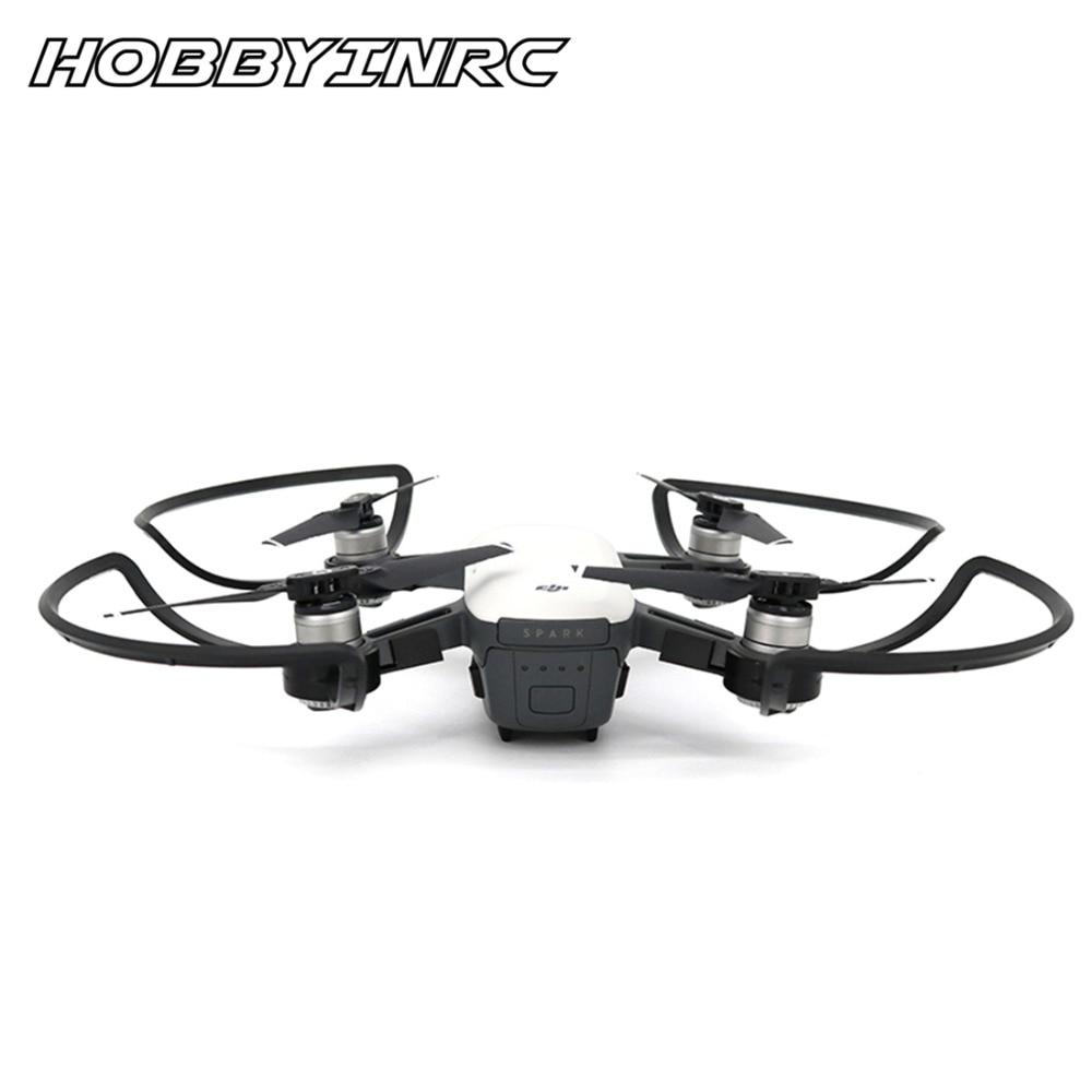 HOBBYINRC Rc font b Drone b font Accessories 4Pcs Propeller Guard Circle Quick Release Blade Cover