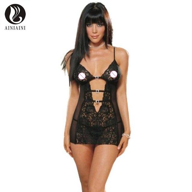 Erotic revealing clothing