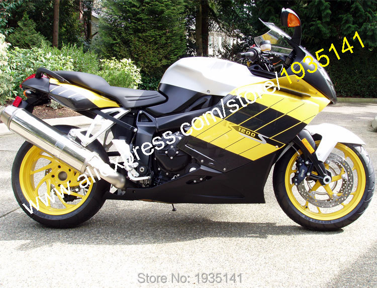 Hot Sales,For BMW K1200S Parts 2005 2006 2007 2008 K1200 S 05 06 07 08 K 1200S Yellow Bodyworks Aftermarket Motorcycle Fairing aftermarket free shipping motorcycle parts eliminator tidy tail for 2006 2007 2008 fz6 fazer 2007 2008b lack
