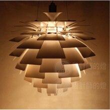 Free Shipping Hot Selling Louis Poulsen PH Artichoke Lamp, 120v / 230v Denmark pendant lamp Dia 30-100CM