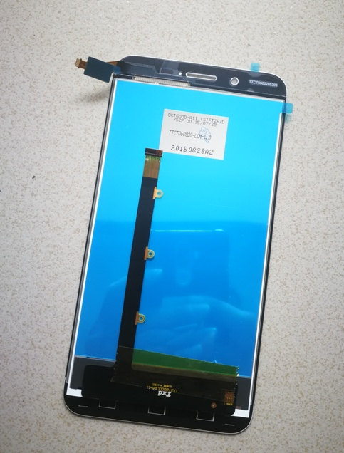 6INCH LCD Display +Touch screen For BLU Studio XL 6.0 D850Q digitizer panel sensor lens glass Assembly free shipping
