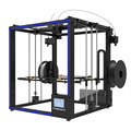 2018 I Più Nuovi Tronxy 3D Stampante X5ST-2E Grande Stampa Size330 * 330*400 millimetri di colore Misto di Doppia Alimentazione porta 3d stampante struttura In Metallo