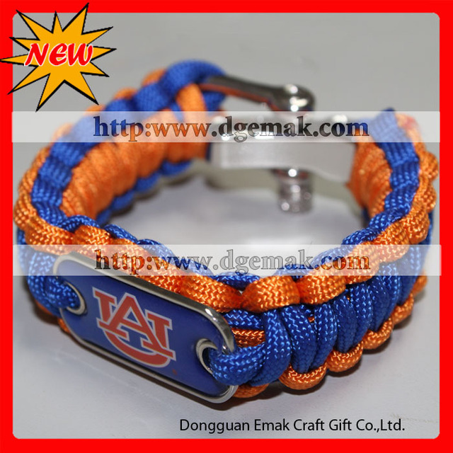 3 Color Paracord Bracelet With Buckle Instructions In Chain Link