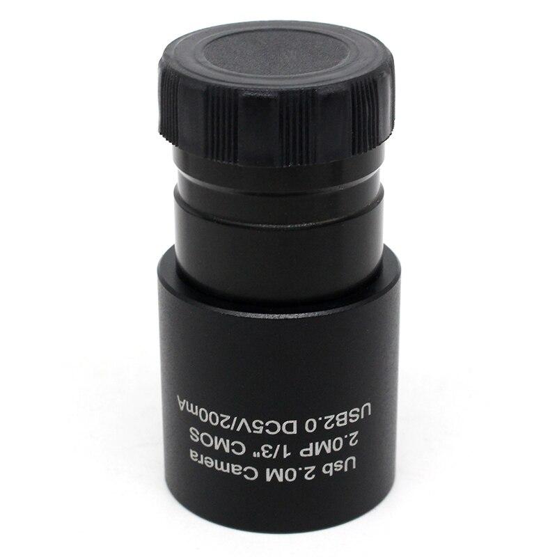 HD CMOS USB 2.0MP USB universalus skaitmeninio okuliaro mikroskopo - Matavimo prietaisai - Nuotrauka 2
