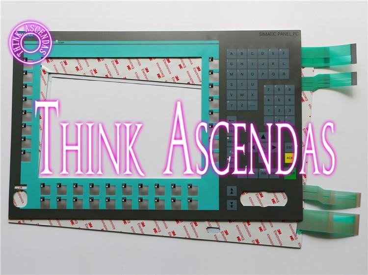 все цены на 1pcs New SIMATIC Panel PC877 PC877-12 / PC677 PC677-12 6AV7800-0BB10-1AC0 6AV7800-0BB10-1AC0 Membrane Keypad онлайн