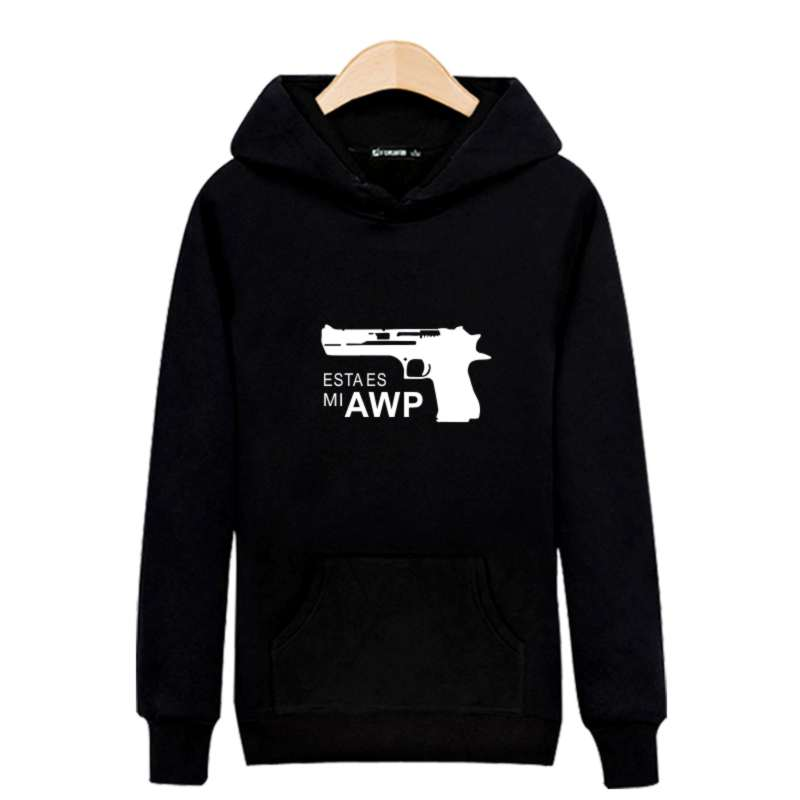 Hot Sale CS GO Hooded Mens Hoodies And Sweatshirts Set Classic Shooting Game Fashion Hoodies Men Hip Hop Winter Funny Clothes