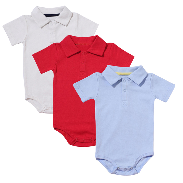 1cd47b340c8a Summer Baby Boy Rompers Cotton Baby Clothes 2018 Baby Girl Clothing ...