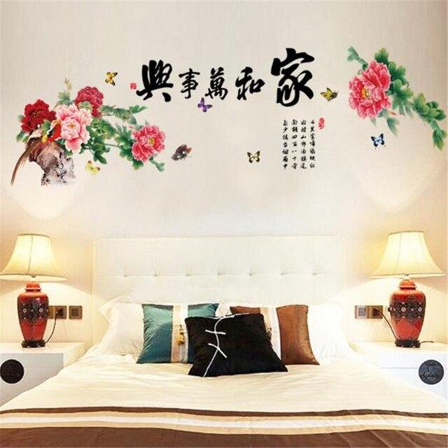 Idfiaf D Chambre Papier Peint Peinture Murale Personnalise Mur