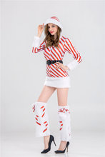 Penguin Costume Women Halloween Fancy Party Dress Carnival Sexy Cosplay Christmas Outfits(China)