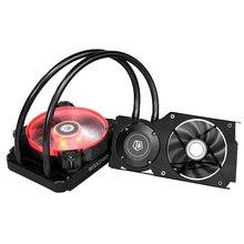 ID-COOLING Frostflow 120VGA интегрированный графический радиатор с водным охлаждением