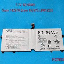 7.7V 60.06Wh Genuine LBR1223E Laptop battery for LG Gram 14Z