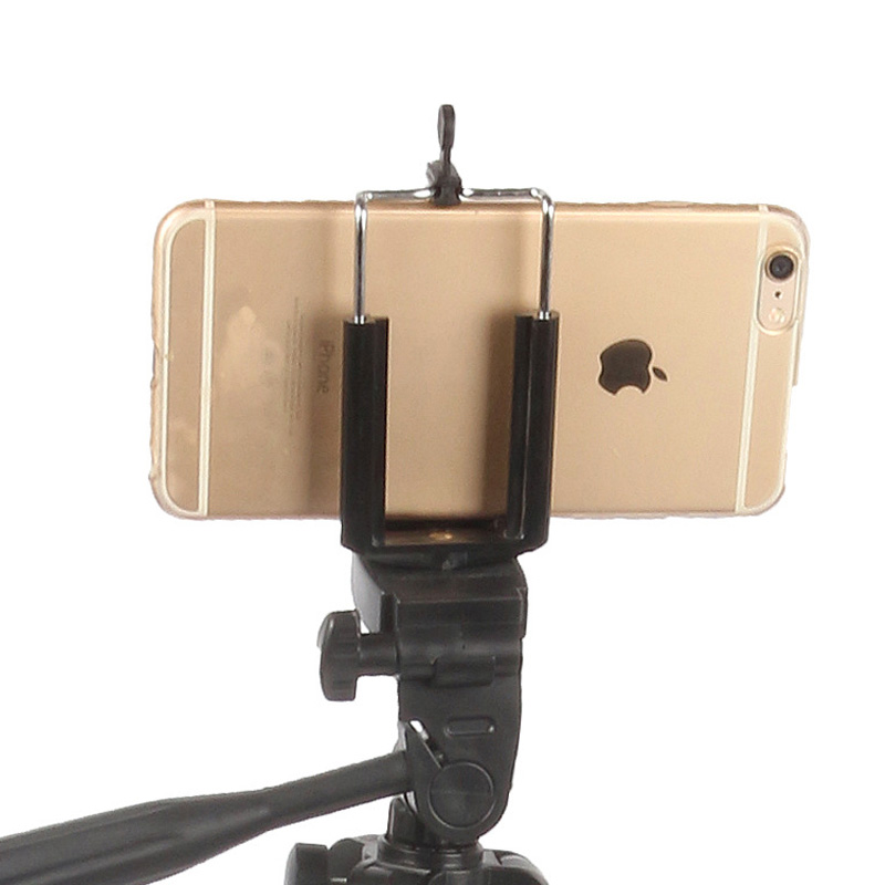 Smartphone Holder Clip Tripod Accessories for Mobile Phones, Mount Holder for Outdoor Travel Fishing Photograph