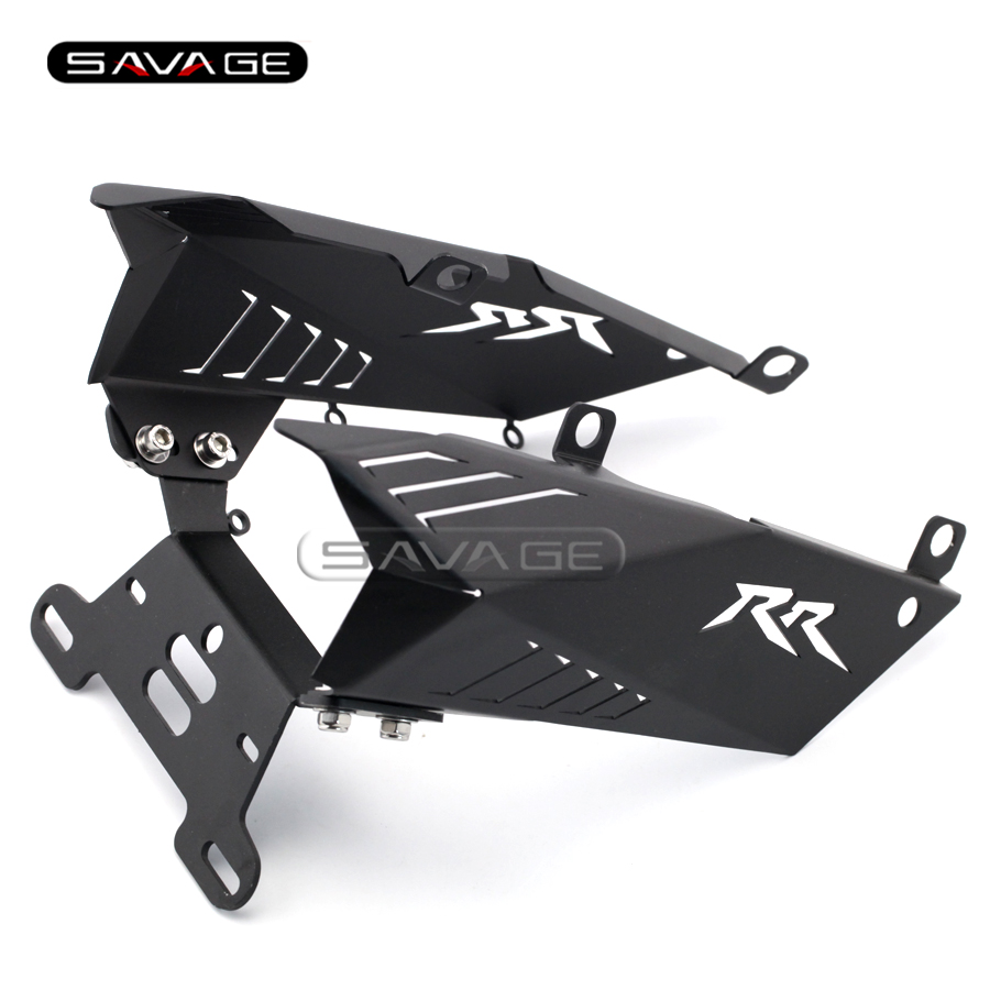 For HONDA CBR600RR 2007-2013 08 09 10 11 12 Motorcycle Fender Eliminator Registration License Plate Holder Bracket motorcycle tail tidy fender eliminator registration license plate holder bracket led light for ducati panigale 899 free shipping