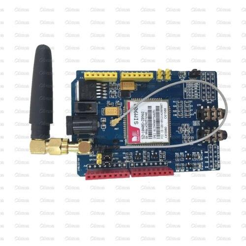 SIM900A 900/1800 MHz GPRS/GSM Development Board Module