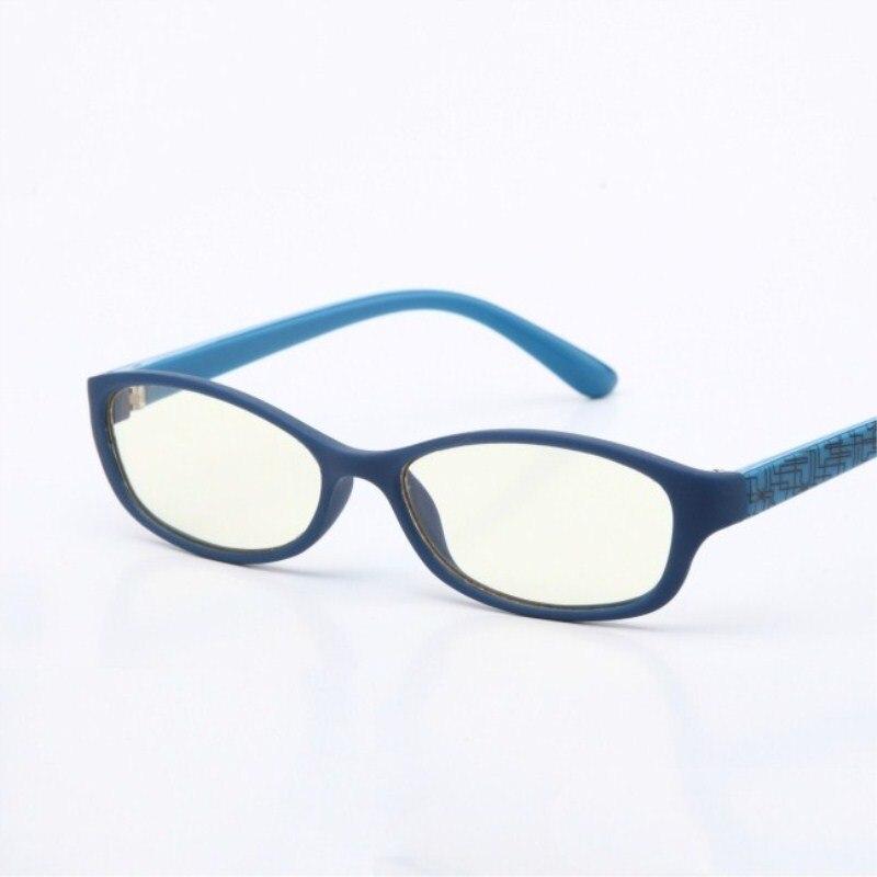 Новинка 2017 года дети анти-голубой лучи блокирование фильтр уменьшает цифровой нагрузку на глаза ясно детей Компьютер очки Крытый игровые о...