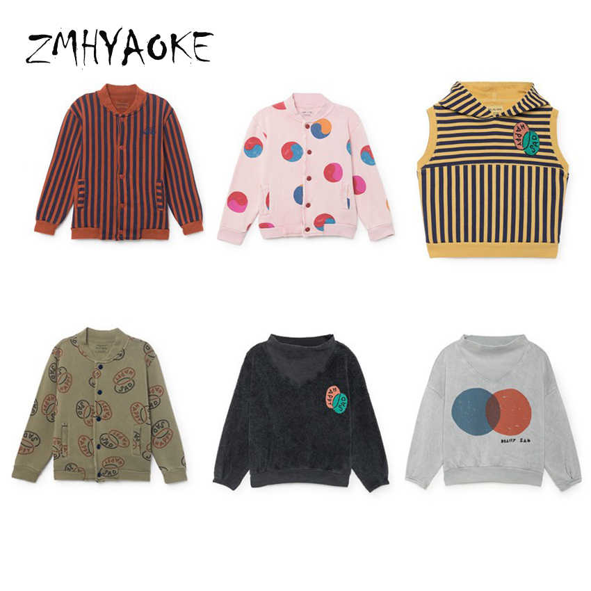 ZMHYAOKE ropa para niños Bobo Choses 2018 Otoño Invierno Maillot EquipeDe  Francia falda Niños Niñas Ropa 688360b08d625