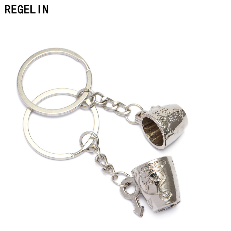 Keychain Cup