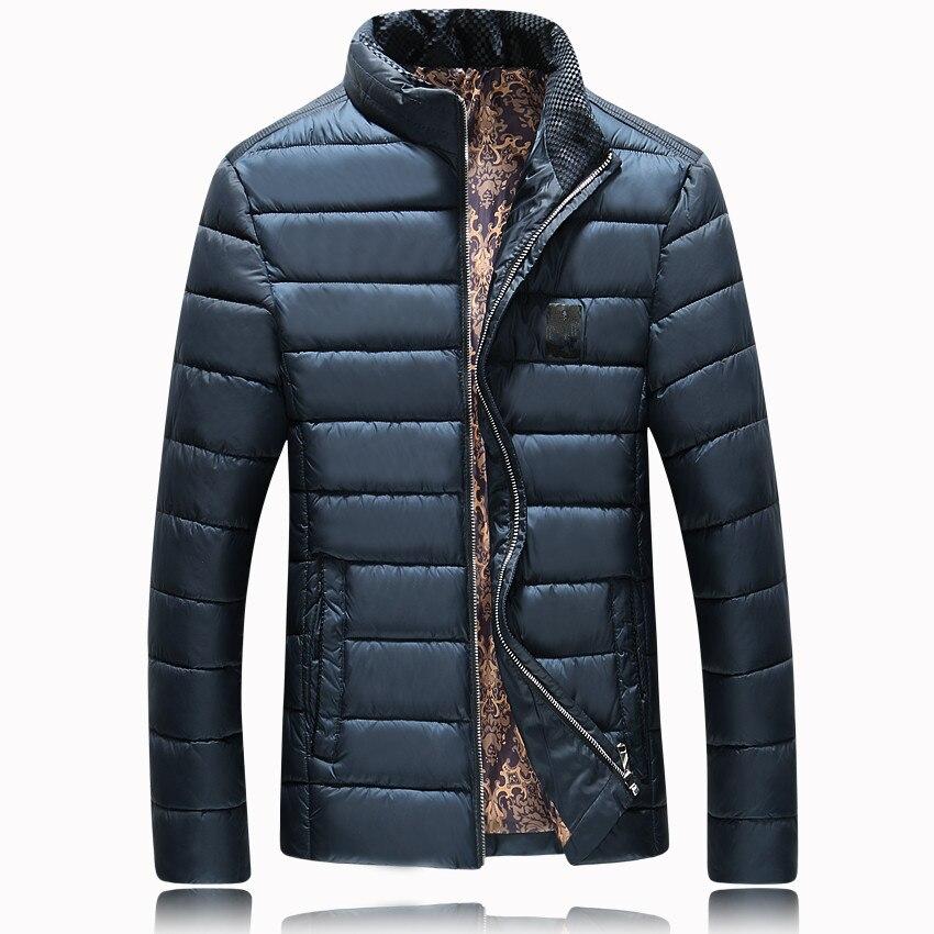 Yüksek kalite kış ceket erkekler 2016 yeni parka coat erkekler ceket Kış Windproof Erkekler Parkas Ceket Ücretsiz kargo
