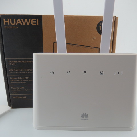 Unlocked huawei b310s-22 4G lte fdd wireless CPE router PK B593 +a pair antenna маршрутизатор lte huawei b310s 22